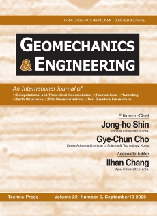 Geomechanics and Engineering
