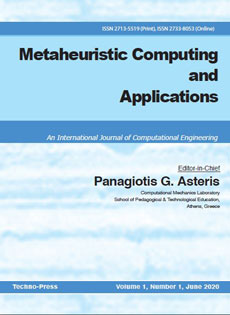 Metaheuristic Computing and Applications