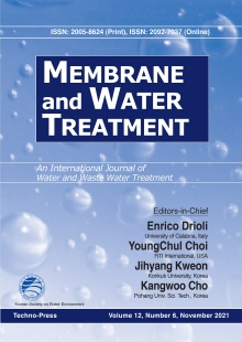Membrane and Water Treatment