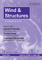 Wind and Structures